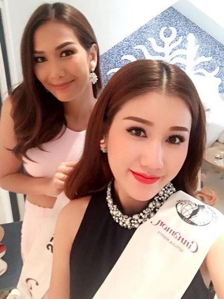 Ha Thu 'bay muu' giup Bao Nhu toa sang tai Hoa hau Lien luc dia 2016 - Anh 10