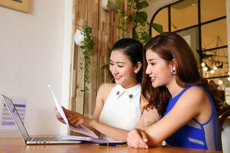 Ha Thu 'bay muu' giup Bao Nhu toa sang tai Hoa hau Lien luc dia 2016 - Anh 4