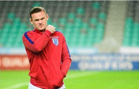 Chum anh: 10 khoanh khac 'den toi' nhat cua Wayne Rooney o DT Anh - Anh 11