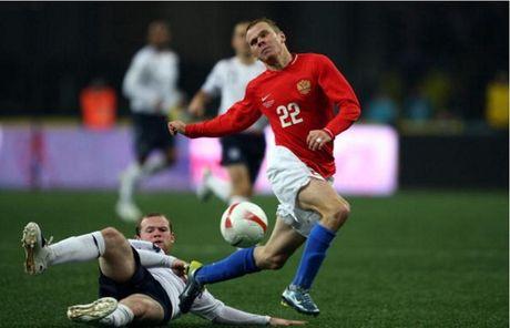 Chum anh: 10 khoanh khac 'den toi' nhat cua Wayne Rooney o DT Anh - Anh 8