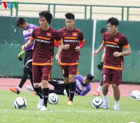 The thao 24h: Xuan Truong, Cong Phuong, Tuan Anh se tham du AFF Cup - Anh 1