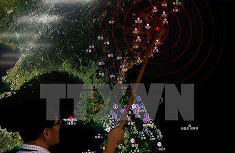 Han Quoc xem xet bien phap don phuong trung phat Trieu Tien - Anh 1