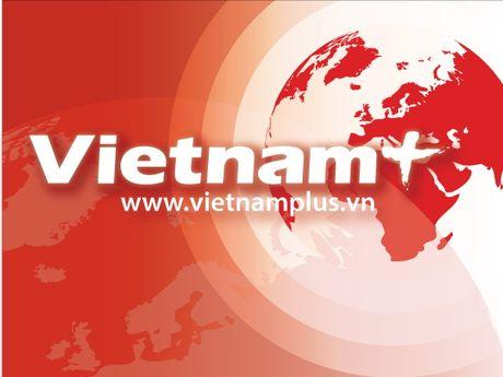 TTK To chuc Phap ngu danh gia cao vai tro cua Le Courrier du Vietnam - Anh 1