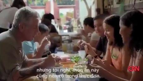 Bun chui' len CNN: 'Toi se khong bao gio an' - Anh 2
