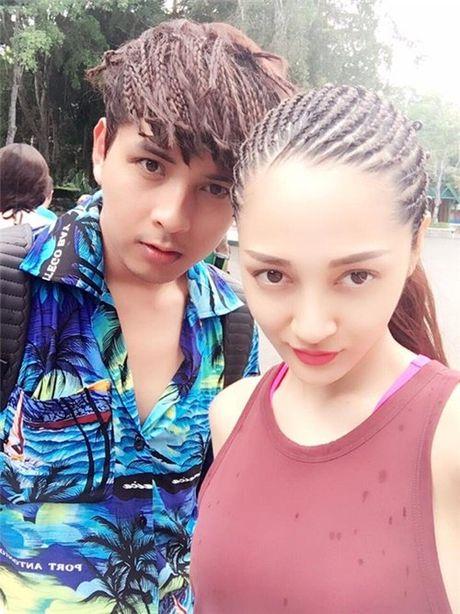 3 cap doi cua showbiz Viet lo bang chung yeu duong - Anh 6