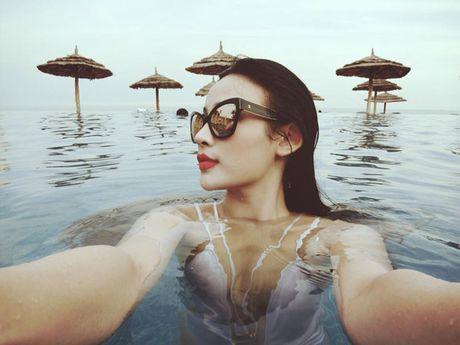 Cuoc song sang chanh nhu dan choi Dubai cua Huyen Baby - Anh 15