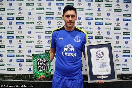 Thu thanh Petr Cech va Leicester City di vao sach ky luc Guinness - Anh 2