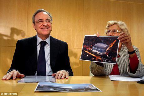 Ke hoach bien Bernabeu thanh 'sieu SVD' cua Real Madrid duoc phe duyet - Anh 2