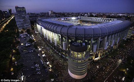 Ke hoach bien Bernabeu thanh 'sieu SVD' cua Real Madrid duoc phe duyet - Anh 3