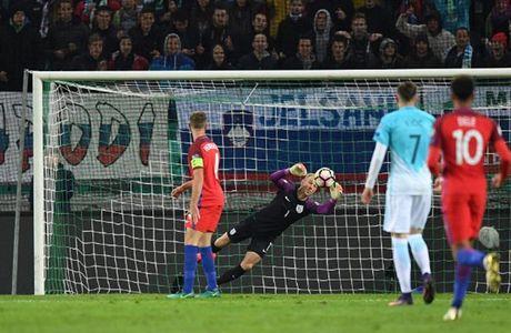 'Ganh nang' Rooney du bi, Tam Su suyt chet truoc Slovenia - Anh 5