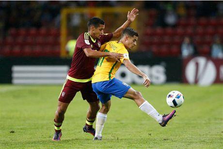 Vang Neymar, Brazil van de dang keo dai mach toan thang - Anh 2