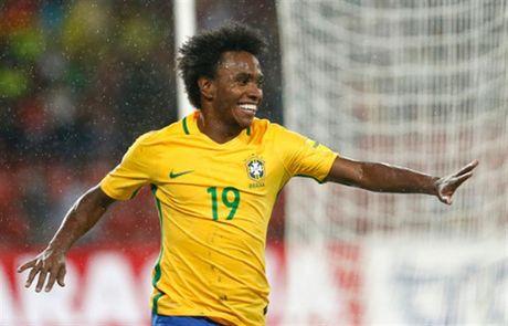 Vang Neymar, Brazil van de dang keo dai mach toan thang - Anh 6