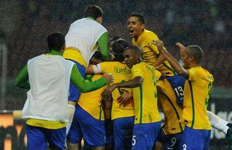 Vang Neymar, Brazil van de dang keo dai mach toan thang - Anh 7
