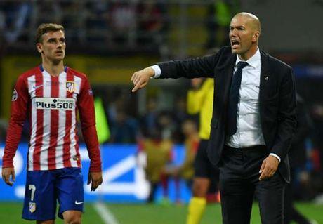 Griezmann choi bong nhu Zidane - Anh 1