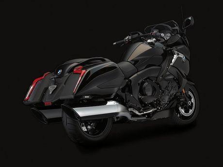 BMW ra mat 'xe no' K1600 Bagger dau Harley-Davidson - Anh 3
