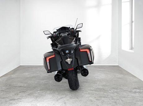 BMW ra mat 'xe no' K1600 Bagger dau Harley-Davidson - Anh 8