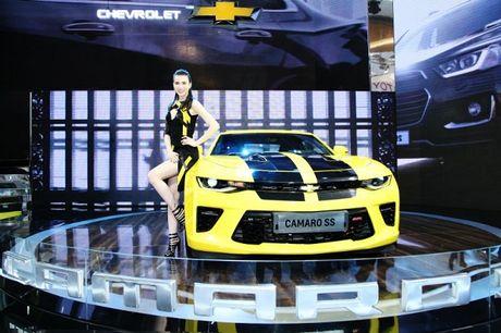 Chevrolet Camaro SS ve Viet Nam - Anh 1