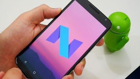Google sap sua phat hanh Android 7.1 Beta - Anh 1