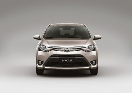 "Toyota Vios ""len dinh"" trong thang 9 - Anh 1"