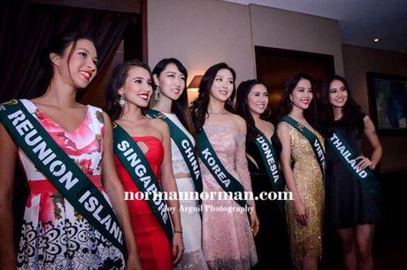 Nam Em dien vay giong Pham Huong gay chu y tai Miss Earth 2016 - Anh 6