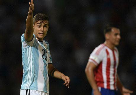 Argentina 0-1 Paraguay: Vang Messi, Argentina hoa tam thuong - Anh 1