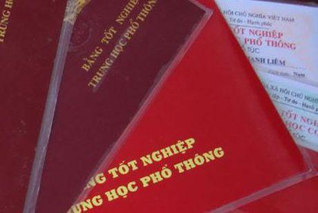 Truong ban To chuc Thanh uy bi huy bang cap 3 o Hau Giang xin tu chuc - Anh 1
