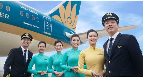 Vietnam Airlines lai khung 9 thang dau nam - Anh 1