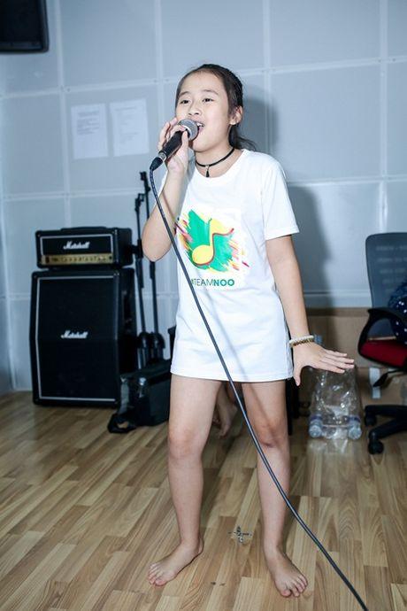 """Top 6 Giong hat Viet Nhi 2016 chia se dang yeu bat ngo ve """"doi thu"""" - Anh 2"""