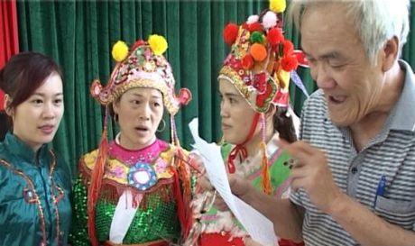 Dac sac nghe thuat ca tuong Da Hai cua nguoi Nung - Anh 1