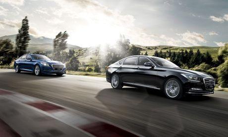 Hyundai duoc xep la thuong hieu lon thu 35 tren the gioi - Anh 1
