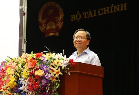 Bo Tai chinh ky niem 86 nam Ngay thanh lap Hoi Lien hiep Phu nu Viet Nam - Anh 2