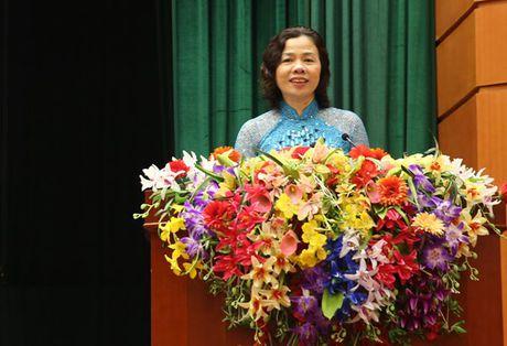 Bo Tai chinh ky niem 86 nam Ngay thanh lap Hoi Lien hiep Phu nu Viet Nam - Anh 3