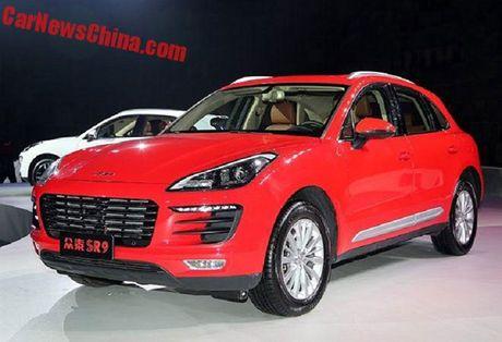 Sieu xe Porsche Macan phien ban 'Trung Quoc' gia 335 trieu dong - Anh 1