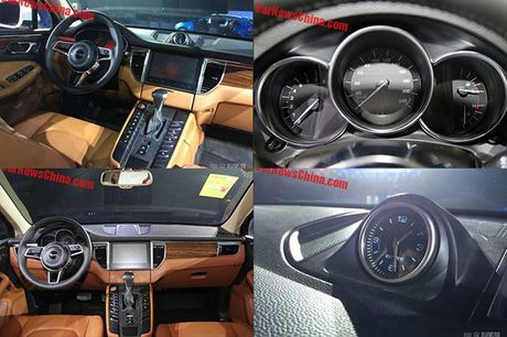 Sieu xe Porsche Macan phien ban 'Trung Quoc' gia 335 trieu dong - Anh 3