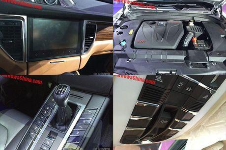 Sieu xe Porsche Macan phien ban 'Trung Quoc' gia 335 trieu dong - Anh 4