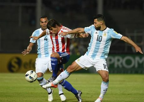 Chi tiet Argentina – Paraguay: Bo mat dang that vong (KT) - Anh 4