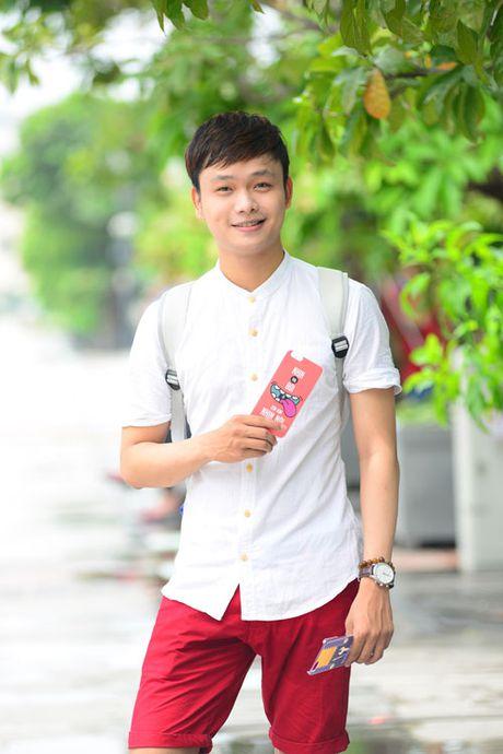 Thoai mai the hien muon sac thai voi op lung ca tinh va gay selfie da nang - Anh 7