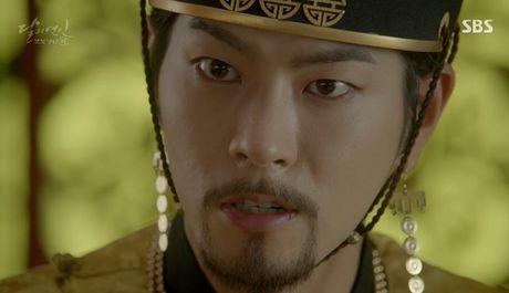 Nguoi tinh anh trang tap 15: Lee Jun Ki bi ep giet em trai - Anh 6