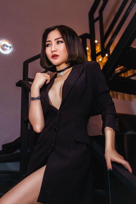 Nhung lan hiem hoi Huong Tram dien bikini - Anh 6