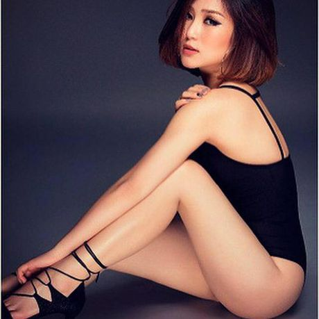 Nhung lan hiem hoi Huong Tram dien bikini - Anh 8
