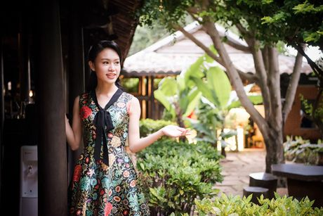 Nguoi dep truyen thong HHVN 2016 Ngoc Van: Hoc de co hanh phuc - Anh 2
