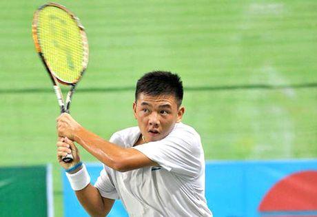 Lap ky tich, Ly Hoang Nam nhe nhang vuot vong 1 Vietnam Open 2016 - Anh 2