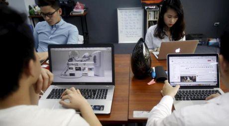 Khoi nghiep chua han la startup! - Anh 1