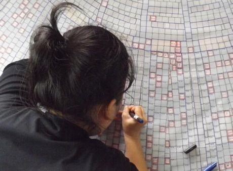 3 thang boc gach mosaic Thuong xa Tax Sai Gon de bao ton - Anh 4
