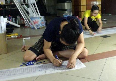 3 thang boc gach mosaic Thuong xa Tax Sai Gon de bao ton - Anh 6