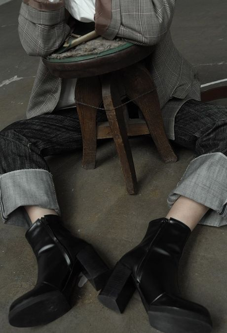 Thu den roi, sam ngay ankle boots thoi - Anh 16