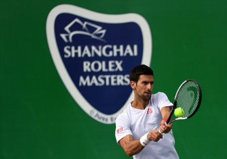 Vong 2 Shanghai Masters: Djokovic thang de, Del Potro dung buoc - Anh 1