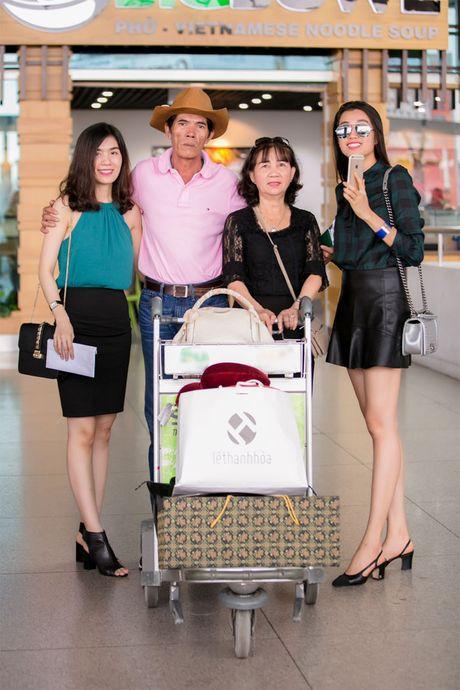 A hau Le Hang chinh thuc song mot minh - Anh 3
