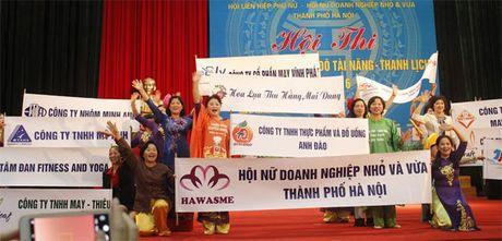 An tuong nu doanh nhan Thu do tai nang, thanh lich 2016 - Anh 2