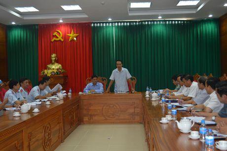 Pho Tong Thanh tra Nguyen Van Thanh lam viec voi tinh Dak Lak - Anh 1